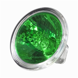 BAB/GREEN (20W/12V) FLOOD MR16 WITH LENSE GX5.3 BASE, BAB-GREEN, BAB/GREEN, ANSI CODE BAB/GREEN, GREEN BAB MR16 FLOOD 20 WATT 12 VOLT GX5.3 BASE, ANSI CODE: BAB/GREEN, ANSI CODE: BAB-GREEN, GREEN BAB, GREEN MR16