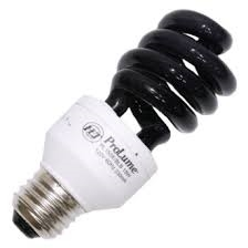 PL15SE/BLB BLACK LIGHT BLUE CFL E26 BASE, BLACK LIGHT BLUE SPIRAL, BLB COIL LIGHT, BLACK LIGHT BLUE FLUORESCENT, SELF-BALLASTED BLACK LIGHT BLUE BULB
