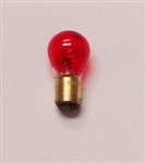 #1157R RED MINIATURE BULB BAY15D BASE, #1157R MINIATURE, #1157R BULB, #1157R LAMP, #1157R MINIATURE BULB,1157 RED BULB, #1157 RED LAMP