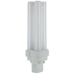 PLC15MM/22W/27K 22 Watt 2700K Compact Fluorescent GX32d2 Base,F22DTT/15MM/827/GX32D-2,FDL/22/LE/D,PL-C 15MM/22W/827, #01761E, #20478-4