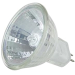 10W/12V MR11 WITH LENSE, JCR/M 12V/10W10W/12V, 10 WATT FIBER OPTIC BULB,