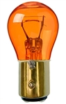 #2357A AMBER MINIATURE BULB BAY15D BASE, S8 DC IND 12.8V 40/3CP AMBER, 2357A,#2357A, #2357A BULB, #2357 MINIATURE, #2357A MINIATURE LAMP, #2357A LAMP, #2357A INDICATOR, EIKO #40498,AMPOULE,BIRNE,BOMBILLA,BULBO