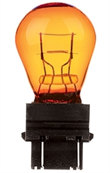 #3457NALL LONG LIFE NATURAL AMBER MINIATURE BULB PLASTIC WEDGE BASE, S8 WEDGE 14.0V .59A 3CP NATURAL AMBER LONG LIFE, #3457NALL, 3457NALL,   #3457NALL BULB,  #3457NALL MINIATURE LAMP, #3457NALL BULBS, #3457NALL INDICATOR