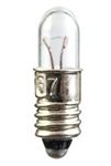#399 Miniature Bulb Midget Screw Base, T1 3/4 MS 28V .4A .3CP, #399, 399, #399 BULB, #399 MINIATURE, #399 LAMP, #399 MINIATURE LAMP, #399 MINIATURE LAMPS, #399 INDICATOR, EIKO# 40692