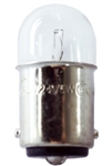 #5626 MINIATURE BULB BA15D BASE, T6 DC BAY 24V 0.2A 4CP, 5626, #5626, #5626 BULB, #5626 LAMP, #5626 MINIATURE, #5626 INDICATOR