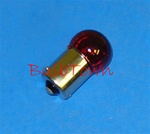 #63R TRANSPARENT RED MINIATURE BULB BA15S BASE,RED G6 SC BAY 7V .63A 3CP, 63R, #63R,#63/TR #63R BULB, #63R LAMP, #63R MINIATURE, #63R MINIATURE LAMP, #63R INDICATOR