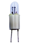 #7349 Miniature Bulb G3.17 Base, 6.3V .2A/T1-3/4 BIPIN BASE, 7349, #7349, #7349 BULB, #7349 MINIATURE, #7349 LAMP, #7349 MINIATURE LAMP , #7349 INDICATOR, EIKO#42408