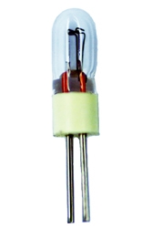 #8099 Miniature Bulb G1.27 Bi-Pin Base, T1 18V 0.026A Bi Pin,8099,#8099, #8099 LAMP, #8099 Miniature, #8099 Bulb, #8099 Indicator
