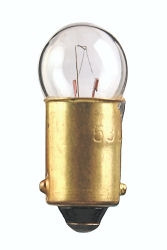 #265 Miniature Bulb Ba9S Base ,#265 MINIATURE BULB BA9S BASE, G3 1/2 M BAY 28V .08A .75CP, 265, #265, #265 MINIATURE, #265 BULB, #265 LAMP, #265 INDICATOR, EIKO #49707