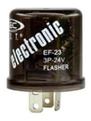 EF23 Electronic Flasher,#EF23,2FNE2,#2FNE2 Flasher,#452925 Flasher,452925, Variable Load Flasher