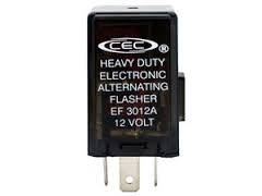 EF3012A Alternating Electronic Flasher,#444237,#2FNE3,#EF3012A, Automotive Flashers, Alternating Electronic Flashers