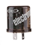 EF32 ELECTRONIC FLASHER,EF32 12 LAMP 2 TERMINAL ELECTRONIC FLASHER,EF-32,EF32,#439266,2FNE5,#2FNE5,439266,EF-32