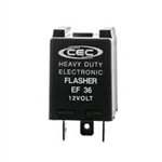 EF36 ELECTRONIC FLASHER,#EF36,COMBINATION TURN SIGNAL & HAZARD FLASHER,#EF36 FLASHER,EF36 AUTOMOTIVE ELECTRONIC FLASHER