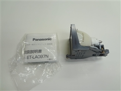 ETLA097N Panasonic Projector Lamp With Cage