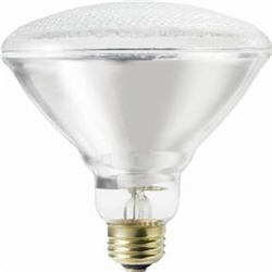 75BR38FL/SAFETYCOATED/120V SHATTERPROOF BR38 FLOOD E26 BASE, SHATTERPROOF 75BR38FL, SAFETY COATED 75BR38FL/120V, SHATTERPROOF LIGHT BULBS