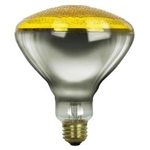 100BR38FL/YELLOW/130V/5M Yellow BR38 Flood E26 Base, 100BR38FL/YELLOW/130V/5M E26 BASE, 100PAR/Y/85WM, 100PAR/Y, 100/OPAR/FL/Y/RP/120V, 100 WATT YELLOW BR38 FLOOD MEDIUM BASE 130 VOLT 5,000 HOUR 