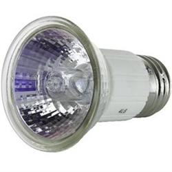 JDR120V/35W CLEAR FLOOD MR16 E26 BASE,JDR9019,JDR-9019,JDR120V/35WE26W/CVR,120V/35W E26 Clear 25 deg,JDR HALOGEN