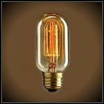 30T14/4/E26/RADIO/120-240V RADIO PERMA-GLOW, ANTIQUE LIGHT BULB REPRODUCTION, RADIO STYLE LIGHT BULB, ANTIQUE STYLE LIGHT BULB