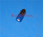 T3-1/4 6V-28V BLUE L.E.D. MINIATURE BULB BA9S BASE, L.E.D., BLUE LED MINIATURE BULB, BLUE L.E.D. MINIATURE LAMP, L.E.D. BLUE REPLACEMENT MINIATURE BULB