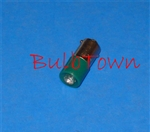 T3-1/4 6V-28V GREEN L.E.D. MINIATURE BULB BA9S BASE, L.E.D., GREEN LED MINIATURE BULB, GREEN L.E.D. MINIATURE LAMP, L.E.D. GREEN REPLACEMENT MINIATURE BULB