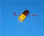T3-1/4 6V-28V YELLOW L.E.D. MINIATURE BULB BA9S BASE, L.E.D., YELLOW LED MINIATURE BULB, YELLOW L.E.D. MINIATURE LAMP, L.E.D. YELLOW REPLACEMENT MINIATURE BULB