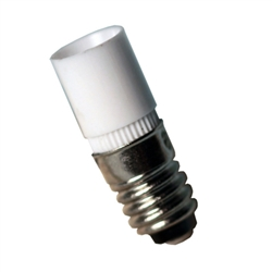 LE-MS-6W LED Midget Screw Base, JKL #LE-MS-6W, LE-MS-6W Miniature Bulb
