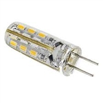 LED-3014-24 | Bulb 2 Watt 12/24V G4 Base Dimmable, LED #3014-24,3014-24