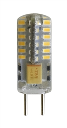 LED-3014-48-G6.35 | Bulb 3 Watt 12-24V G6.35 Base Dimmable, LED #3014-48-G6.35 LED, waterproof LED 3014-48-G6.35