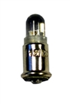 LMF12-W LED MINIATURE BULB SX6S BASE, T1 3/4, 12V, MIDGET FLANGED LED, WHITE, #3FRK3,#8541402000,#531835 ,LED INDICATOR, LED MINIATURE BULB, LED MINIATURE LAMP,BASED L.E.D., BASED LED