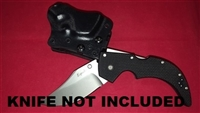 Custom Cold Steel G-10 Espada (medium) Kydex Auto-Sheath