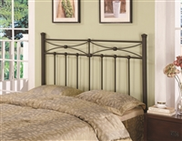 Coaster 300187QF METAL HEADBOARD