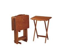 Coaster 5199 TRAY TABLE SET