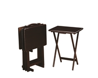 Coaster 901081 TRAY TABLE SET