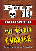 1304 - Booster Pack - The Secret Charter