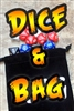 1352- Dice Set plus Pulp Alley Bag
