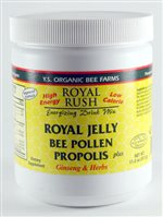 Royal Rush Royal Jelly - Powdered Drink Mix
