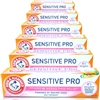 6x Arm & Hammer Enamel Pro Repair Sensitive 75ml