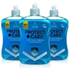 3x Astonish Clean & Protect Bacterial Hand Wash pH Balanced Liquid Soap 500ml