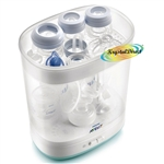 Avent Electric Steam Steriliser 2 in 1 SCF922/01