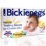 Bickiepegs Teething Biscuits 38gm
