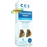CCS Heel Balm Foot Cream For Dry Skin and Cracked Heels 75g - Swedish Formula