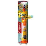 Colgate Minions Battery Operated Extra Soft Toothbrush