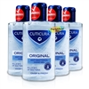 4x Cuticura Original Anti Bacterial Hand Hygiene Gel Crisp & Fresh 100ml