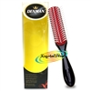 Denman D14 Small Styling Brush - GBLK/RED