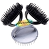 3x Denman Original Be-Bop Brush - LOOSE (from dispay box)