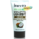 Inecto Coconut Oil Hair REPAIR TREATMENT Hello Hydration 150ml / 5.0 oz