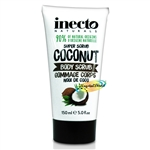 Inecto Coconut BODY SCRUB 150ml / 5.0 oz