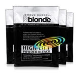 B Blonde Powder Bleach Light Dark Brown Hair Sachets