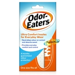 Odor Eaters Ultra Comfort Everyday Wear Insoles