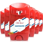 6x Old Spice WHITEWATER Deodorant Stick 50ml